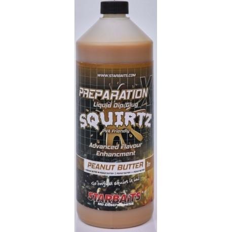 Liquid Dip SQUIRTZ Peanut Butter 1L