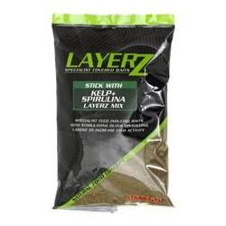 Layerz kelp + Spirulina Stick Mix 800gr
