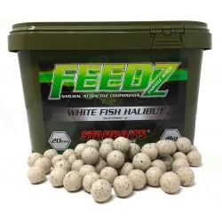 KULKI FEEDZ WHITE FISH PELLETS 14mm 4kg
