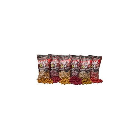 KULKI GRAB&GO GLOBAL TIGERNUT 20mm 2,5kg