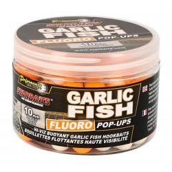 Con Garlic Fish Fluo Pop Up 20mm 80 gr