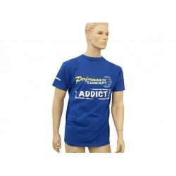 Tee Shirt Performance Concept Blue XXL