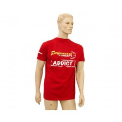 Tee Shirt Performance Concept Red XL