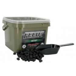Pellet FEEDZ HEMP PELLETS 4mm 2kg