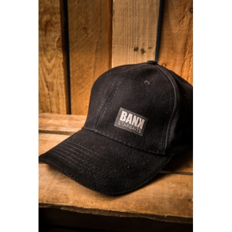 Czapka BANK 5 PANELS CAP - BLACK